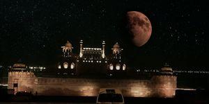 Red fort , new delhi