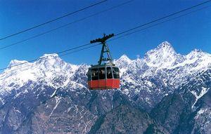 Darjeeling Rangeet Valley Passenger Ropeway 1/6 by Tripoto