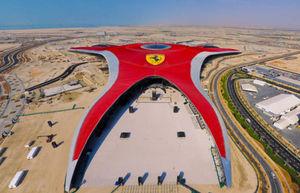 Ferrari World - Abu Dhabi - United Arab Emirates 1/undefined by Tripoto