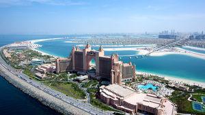 Glass Buildings and Desert Storms: A Dubai Delight