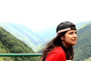 Tripoto wanderer in abode of clouds - Meghalaya