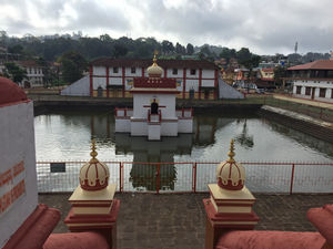Omkareshwara temple Madikeri 1/undefined by Tripoto