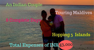 Family Tour to Maldives for INR 42,000