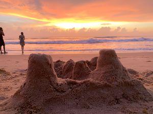 A sand castle#Trip with Tripoto