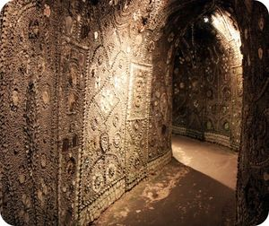 The Shell Grotto 1/1 by Tripoto