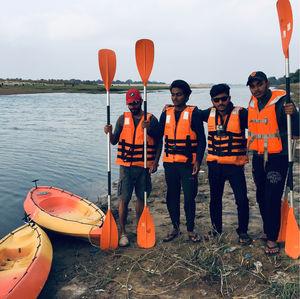 Kayaking In Bhubaneswar