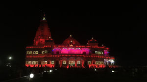 Prem Mandir Beauty Of Vrindavan