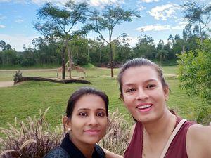 #SelfieWithAView#TripotoCommunity#australiazoo