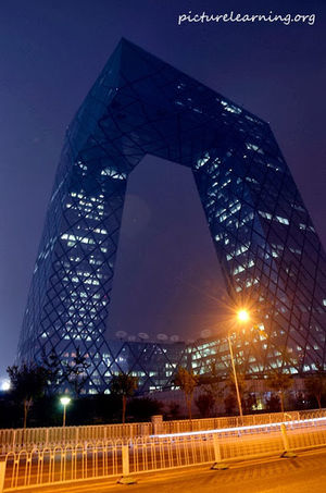 CCTV Tower 1/undefined by Tripoto