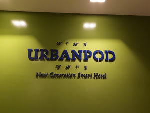 A Stay at Urbanpod- India's first Pod hostel at Mumbai