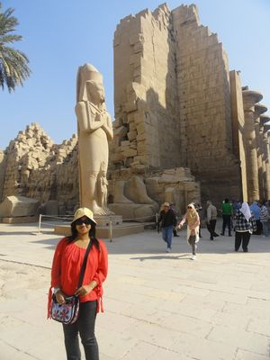 Karnak Temples 1/3 by Tripoto