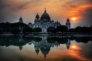 The Victoria Memorial- The Beauty of Kolkata