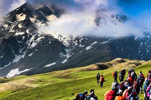 Sar Pass Trek 2018 - Kasol- Himachal