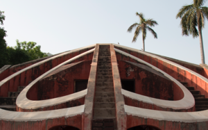 Jantar Mantar - The Astronomical Instrument #colourred