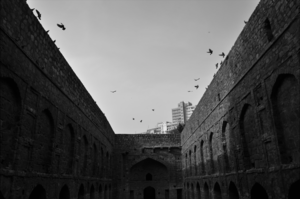 Agrasen Ki Baoli // A Forgotten Water Temple //