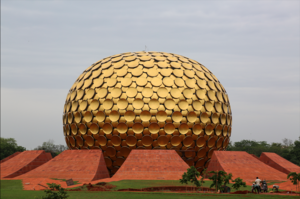 Auroville // A Place with No Religion //