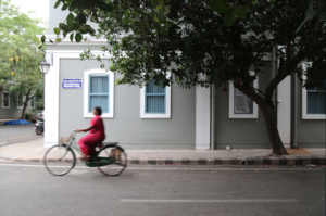 Pondicherry // Buildings and People // The French Colony of India