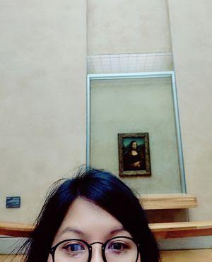 Hi Monalisa!  #SelfieWithAView #TripotoCommunity
