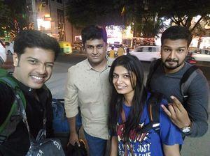 Sunburn Diaries - Bangalore to Goa