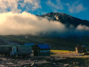Snow-capped Rohtang