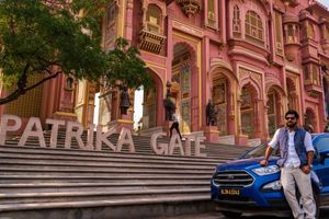 Travel guide to the pink city of India, Jaipur