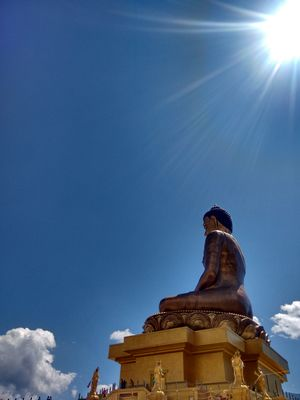 Kuensel Phodrang (Buddha Point) 1/3 by Tripoto