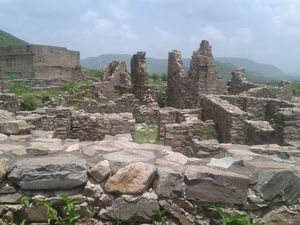 A visit to the ghost town- Bhangarh