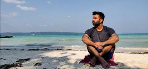 My first ever solo trip: Havelock Island.