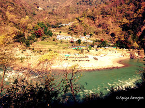 RISHIKESH 'ed – White Water Rafting