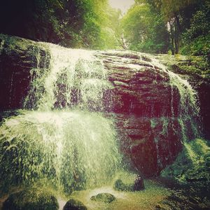 Let's run like a waterfall That flows uniformly and happily #BestTravelPictures #landscape #wildlife