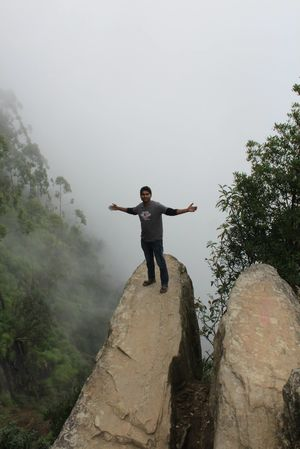 Kodaikanal again!! And Always!! A sublime  display of nature's presence :)