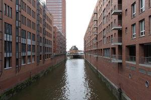 The Harbour City of Hamburg