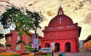 Malacca – One corner of the world you need to see