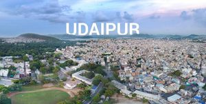 From the busy Jaipur to the peace in Udaipur