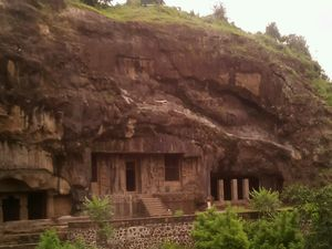 A tale of a hidden city: Ellora Caves