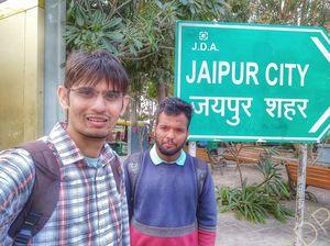 Jaipur Diaries