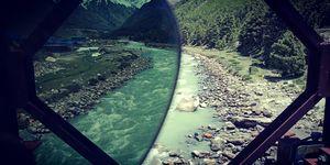 Chitkul-life rejenuvates #kaza #spiti #Himachal #himalayas #Couplegoals #biketrip #travel #nature
