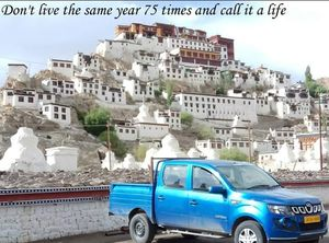 Leh Ladakh: Journey to the paradise on Earth, Day 4 & 5