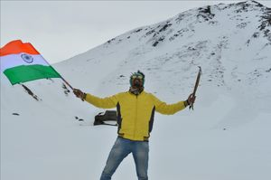 Kuari pass trek...Winter trails