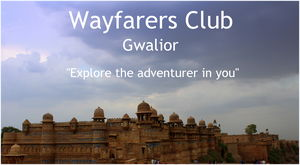 Gwalior Fort Photowalk with Wayfarers Club