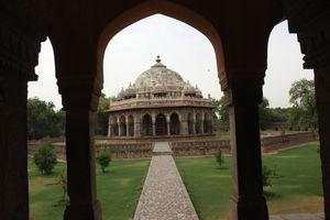 Photoblog: Heritage architectures of Delhi