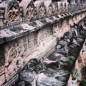 One of the oldest palaces of Gujarat - Navlakha Palace, Gondal