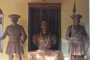 Chhatrapati Shivaji Maharaj's Memorial- Matheran