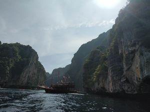 PHI PHI ISLANDS BACKPACKING TRIP PART-2
