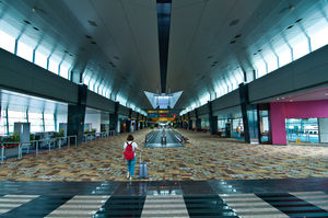 Changi Airport Singapore 1/17 by Tripoto