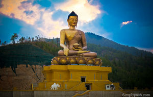 Bhutan : The Magical Land of the Thunder Dragon
