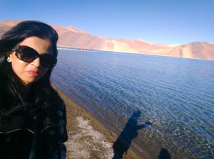 Travel not to escape the life but to life not to escape us..!! ???? #SelfieWithAView #TripotoCommuni