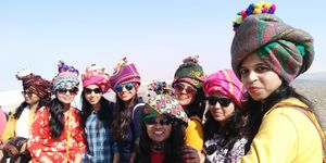 Colorful Kutch  #SelfieWithAView #TripotoCommunity