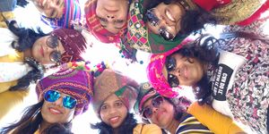 A Turban Selfie from the ground #SelfieWithAView #TripotoCommunity