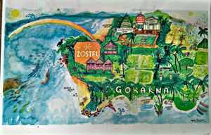 Gokarna – Immensely Hippie & Intensely Holy
